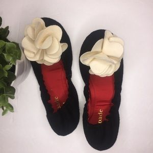 "Kate Spade NY ""Forty Winks"" Ballet Slippers"